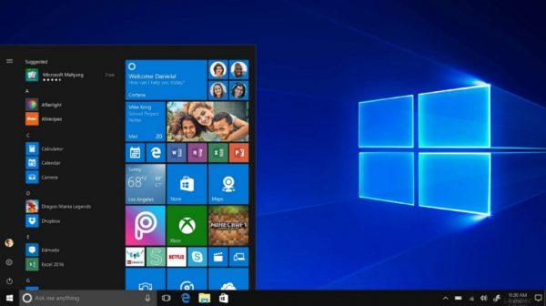 Windows 10, Windows 7, Windows XP