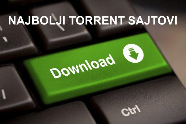 Najbolji torrent sajtovi