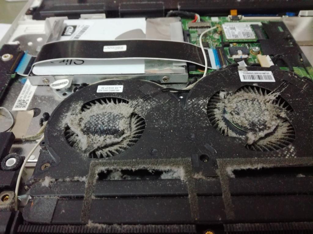 najprljaviji laptop