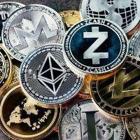Crypto BTC ETH USDC